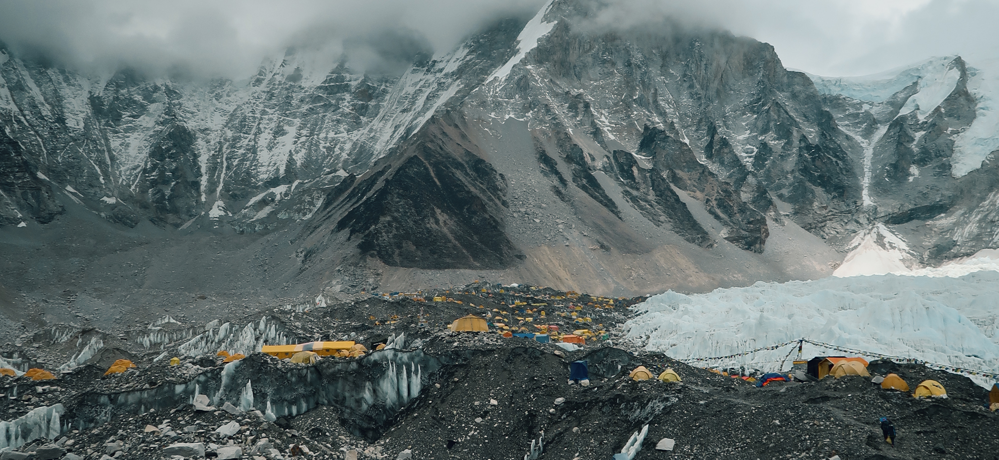 Everest Base Campo
